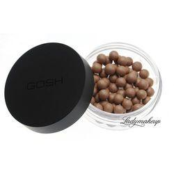 GOSH - Precious Powder Pearls - Opalizujący puder w kulkach