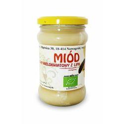 Miody Sznurowski: miód lipowy BIO - 380 g