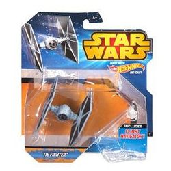 Mattel Hot Wheels Star Wars Statek Kosmiczny Tie Fighter CGW53 (CGW52)