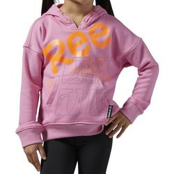 Bluza Reebok Girls Essentials Pullover Junior AK0259