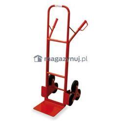 Wózek taczkowy schodowy. Udźwig 200kg