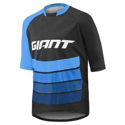 Giant Transfer Bluzka z krótkim rękawem Mężczyźni niebieski/czar