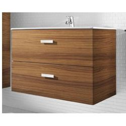 ROCA Victoria Basic Unik szafka z szufladami orzech + umywalka 70 A855853222