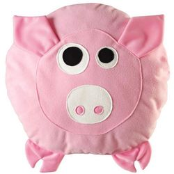 Poduszka dekoracyjna ŚWINKA - zabawki dla dzieci