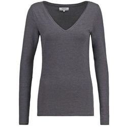 Zalando Essentials Bluzka z długim rękawem dark grey melange