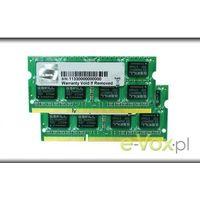 G.Skill SO-DIMM 4 GB DDR3-1600 Kit F3-12800CL9D-4GBSQ, SQ-Serie