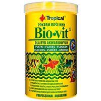 TROPICAL Bio-Vit - pokarm roślinny dla rybek 12g