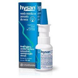 Hysan woda morska aer.d/nosa 10 ml