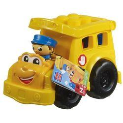 Klocki MEGA BLOKS Pojazdy klasyczne Autobus Sonny