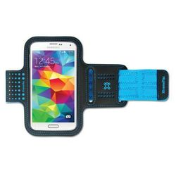 Etui do biegania XTREMEMAC SportWrap do iPhone 6 i Samsung S5 Niebieski