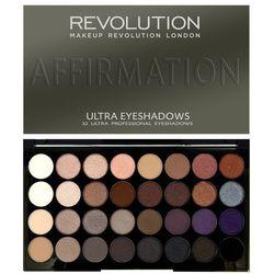 Makeup Revolution 32 Eyeshadow Palettes Affirmation - paleta cieni do powiek