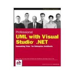 EBOOK Professional UML Using Visual Studio .Net