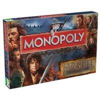 Gra Monopoly z filmu Hobbit Desolation of Smaug - wersja angielska (WIMO21593)