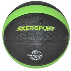 Piłka do koszykówki Axer - Czarny