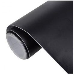Naklejka samochodowa mat czarny 200 x 152 cm folia samorzylepna Zapisz się do naszego Newslettera i odbierz voucher 20 PLN na zakupy w VidaXL!