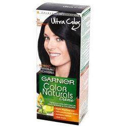 Color Naturals farba do włosów 1+ Ultragłęboka Czerń