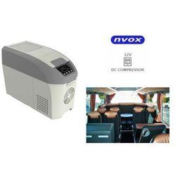 NVOX Lodówka turystyczna samochodowa sprężarkowa z kompresorem 18L 12V DARMOWA DOSTAWA DO 400 SALONÓW !!