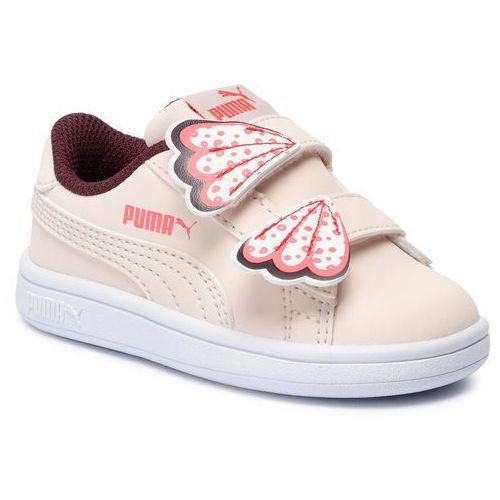 Sneakersy PUMA Smash V2 Butterfly V Inf 370096 03 Pastel