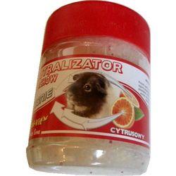 NATURAL-VIT Cosmetics Line Neutralizator zapachów dla gryzoni 250g Cytrusowy