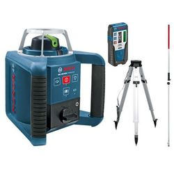 Niwelator laserowy Bosch GRL 300 HVG - ZIELONY