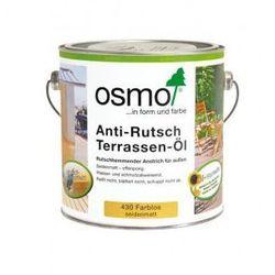 OSMO 430 Olej Antypoślizgowy do Tarasów bezbarwny 2,5 L