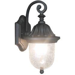 Kinkiet LAMPA elewacyjna SYDNEY 8387 Rabalux zewnętrzna OPRAWA ogrodowa IP23 czarny