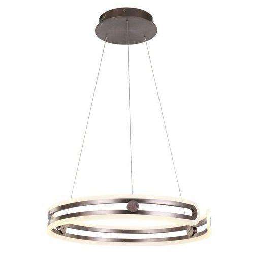 Lampa wisząca Kiara MD17016002-1E COFFE -Italux - Black Friday - 21-26 listopada