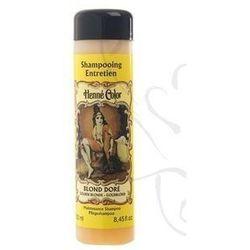 Cosmetics Natural Colour Cream - Szampon z henną Blond Dore/Złoty Blond 250ml