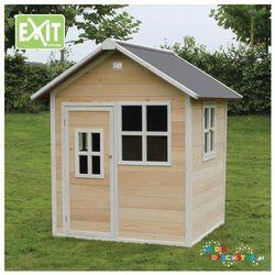 Domek do ogrodu dla dzieci EXIT Loft 100 naturalny