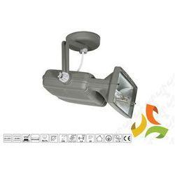 Naświetlacz metalohalogenkowy reflektor 70W MEDIA MTH