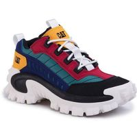 Sneakersy CATERPILLAR - Intruder P724502 Black/Scarlet