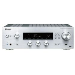 Amplituner Stereo PIONEER SX-N30DAB Srebrny