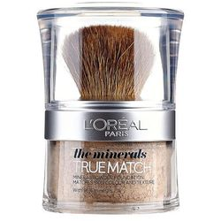 Puder/podkład mineralny L'Oréal Paris True Match