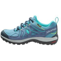 Salomon ELLIPSE 2 GTX Półbuty trekkingowe rainy blue/slateblue/teal blue