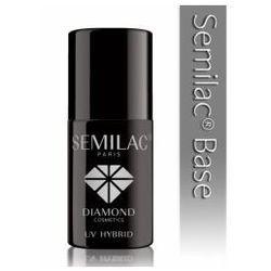 Diamond Cosmetics Semilac Base Baza do lakieru hybrydowego 7 ml