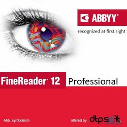 ABBYY FineReader 12 Professional PL ESD