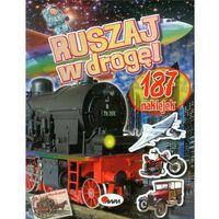 RUSZAJ W DROGĘ 180 NAKLEJEK (opr. broszurowa)