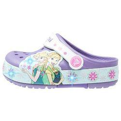 Crocs CROCSLIGHTS Klapki blue/violet