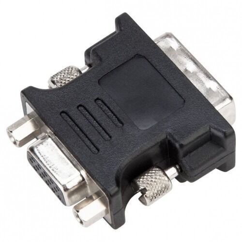 Targus Adapter DVI-I Male to VGA Female Adapter - Black