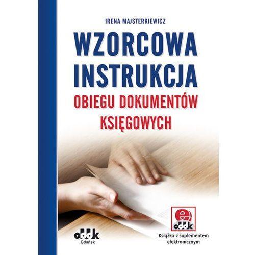 Wzorcowa instrukcja obiegu dokumentów księgowych (opr. miękka)