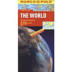 Mapa polityczna świata 1:32 000 000 (opr. twarda)