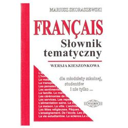 FRANÇAIS. Słownik tematyczny (wersja kieszonkowa) (opr. miękka)