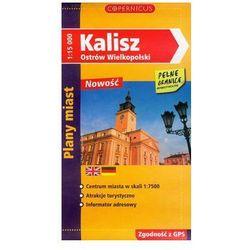 Kalisz, Ostrów Wielkopolski plany miast