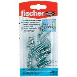 Wkręty do mocowania płyt gipsowo-kartonowych GKM Fischer 15158, zestaw