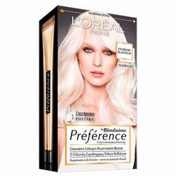L'Oreal Paris Les Blondissimes Preference farba do wlosow Extreme Platinum