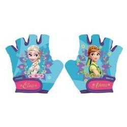 Rękawiczki na rower dziecięce Frozen