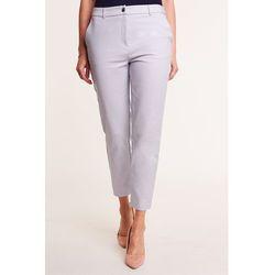 d0eb566d freddy spodnie szare w kategorii Spodnie damskie - porównaj zanim kupisz