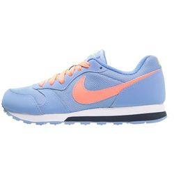 Nike Sportswear MD RUNNER 2 Tenisówki i Trampki chalk blue/bright mango/obsidian