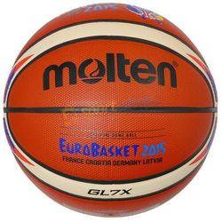 Piłka do koszykówki GL7X FIBA Molten Dostawa GRATIS!