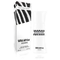 Wild Africa Perfumy dla kobiet Outgoing Zebra 50ml